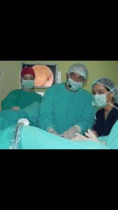 Third successful hysteroscopic hands on training programme 5